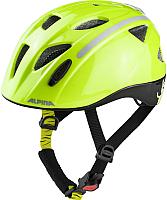 Защитный шлем Alpina Sports Ximo Flash Be Visible Reflective / A9710-40 (р-р 47-51) -