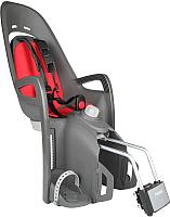 Детское велокресло Hamax Zenith Relax / HAM553052 (серый/красный) -