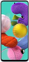 Смартфон Samsung Galaxy A51 64GB / SM-A515FZWMSER (белый) -