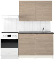 Готовая кухня Ikea Кноксхульт 591.841.82 -