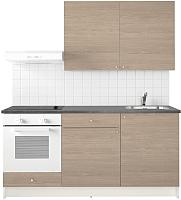 Готовая кухня Ikea Кноксхульт 691.841.72 -