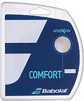 Струна для теннисной ракетки Babolat Addiction / 241143-128-130 (12м, натуральный) -