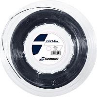Струна для теннисной ракетки Babolat Pro Last / 243142-105-125 (200м, черный) -