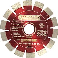 Отрезной диск алмазный Sonnenflex Universal Laser Golden Star 81111 -