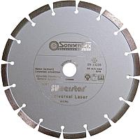 Отрезной диск алмазный Sonnenflex Universal Laser Silverstar 81804 -