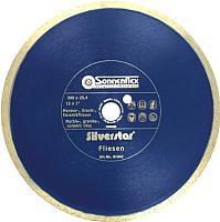 Отрезной диск алмазный Sonnenflex Silverstar 81042 -