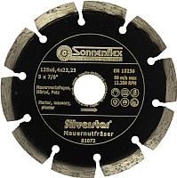 Отрезной диск алмазный Sonnenflex Silverstar 81072 -