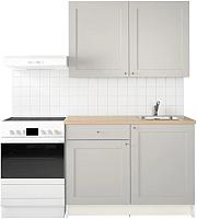 Готовая кухня Ikea Кноксхульт 391.841.78 -