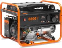 Бензиновый генератор Daewoo Power GDA 6500 -