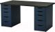 Письменный стол Ikea Линнмон/Алекс 393.040.10 -
