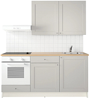 Готовая кухня Ikea Кноксхульт 491.841.68 -