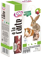 Лакомство для грызунов Lolo Pets Smakers LO-71013 (40г) -