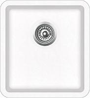 Мойка кухонная Aquasanita SQA101W (альба) -