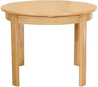 Обеденный стол Оримэкс Поло-К (дуб/без тонировки) -