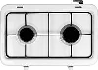 Газовая настольная плита Zorg Technology O 200 (белый) -
