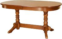 Обеденный стол Оримэкс Премьер-Т (золотой дуб) -