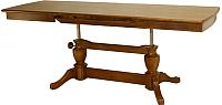 Обеденный стол Оримэкс Визит-Т (стандартный дуб) -