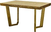 Обеденный стол Оримэкс Крафт-СМ (стандартный дуб) -