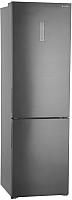Холодильник с морозильником Sharp SJB340ESIX -