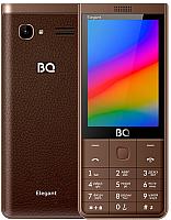 Мобильный телефон BQ Elegant BQ-3595 (коричневый) -