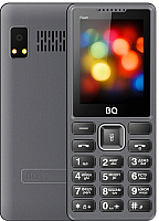 Мобильный телефон BQ Flash BQ-2444 (серый) -