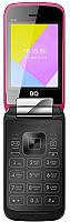 Мобильный телефон BQ Shell BQ-2816 (розовый зеркальный) -