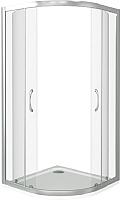 Душевой уголок Good Door Neo R-80-С-CH -