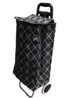 Сумка-тележка MONAMI XY-021 №5 (черный) -