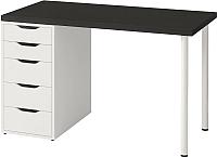 Письменный стол Ikea Линнмон/Алекс 292.791.48 -
