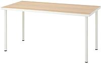 Письменный стол Ikea Линнмон/Адильс 093.286.30 -