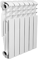 Радиатор алюминиевый Valfex Optima Version 2.0 500 (6 секций) -