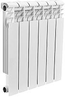 Радиатор биметаллический Valfex Optima Version 2.0 500 (6 секций) -