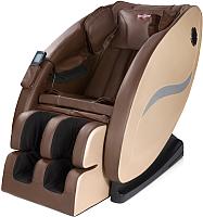 Массажное кресло VictoryFit M99/VF-M99 (коричневый/бежевый) -