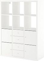 Шкаф с витриной Ikea Каллакс 892.782.64 -