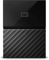 Внешний жесткий диск Western Digital My Passport for Mac 2TB (WDBLPG0020BBK) -