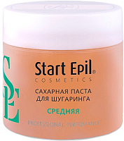 Паста для шугаринга Start Epil Средняя (400г) -