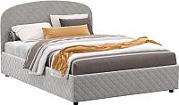 Полуторная кровать Moon Trade Allegro 1224 / К002056 -