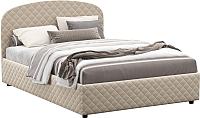Двуспальная кровать Moon Trade Allegro 1224 / К002053 -