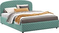 Двуспальная кровать Moon Trade Allegro 1224 / К002067 -
