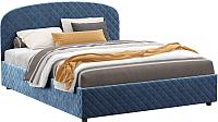 Двуспальная кровать Moon Trade Allegro 1224 / К002073 -