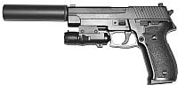 Пистолет страйкбольный GALAXY G.26А -
