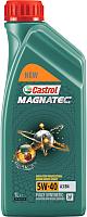 Моторное масло Castrol Magnatec 5W40 A3/B4 156E9D/15C9DF (1л) -