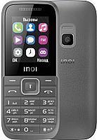 Мобильный телефон Inoi 105 (темно-серый) -