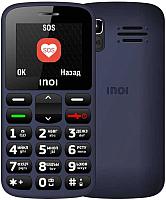 Мобильный телефон Inoi 107B (темно-синий) -