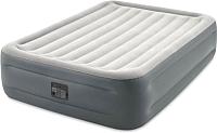 Надувная кровать Intex Essential Rest 64126 (встроенный электронный насос/сумка/ремкомплект) -