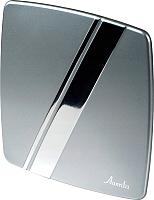 Решетка вентиляционная Awenta RWO100sz-PLS100 -
