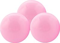 Шары для сухого бассейна Misioo №22 (50шт, Baby Pink) -