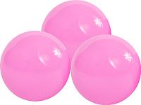Шары для сухого бассейна Misioo №39 (50шт, Pink) -