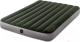 Надувной матрас Intex Downy Airbed 64762 (встроенный ножной насос) -