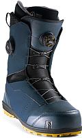 Ботинки для сноуборда Nidecker Triton Midnight Blue (р.9.5) -